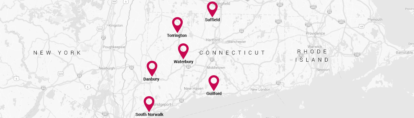 Find A Location Visit Our Ct Showrooms Amp Service Centers