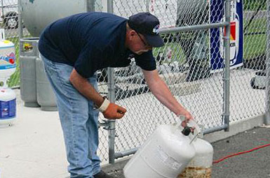 Propane Refills for Your Portable Tanks in CT - Hocon Gas