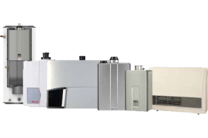 Rinnai Tankless Water Heaters Hocon Gas