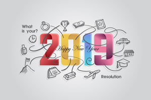 What's your 2019 resolution?