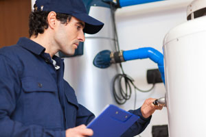 One task to do for your water heater this spring