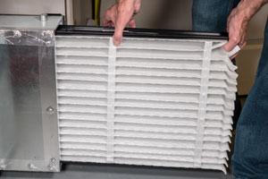 Choosing an HVAC filter